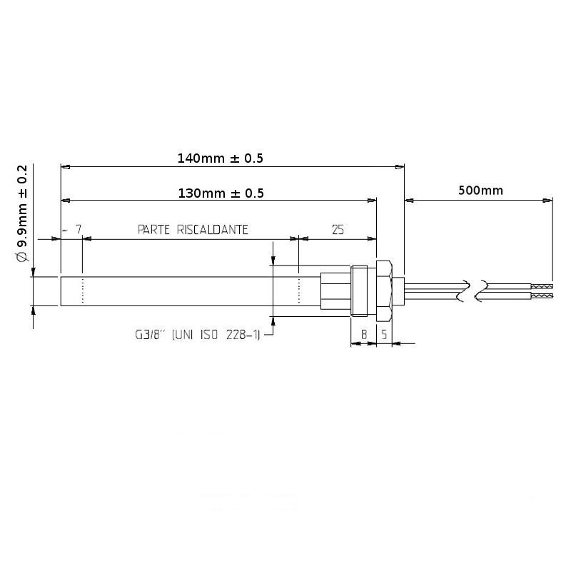 Siemens lz46650 barra MANIGLIA PER VAR Portaglielo Modulo//acciaio inox